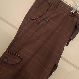 Mossimo Supply Co. Pants - Mossimo Plaid Long Pants